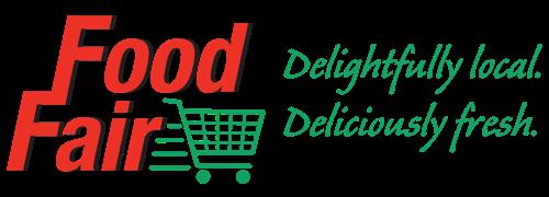 A logo of Food Fair Market